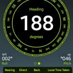 Field Compass + Andriod App
