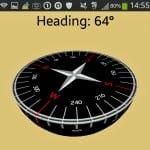 Marine Compass Andriod App