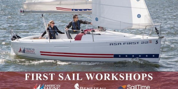 First Sail Workshops