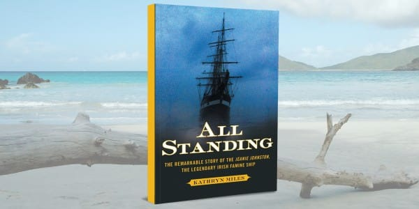 Book Review - All Standing by Kathryn Miles