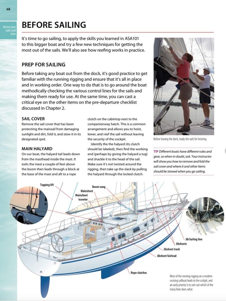 ASA 103 Textbook Coastal Cruising Made Easy