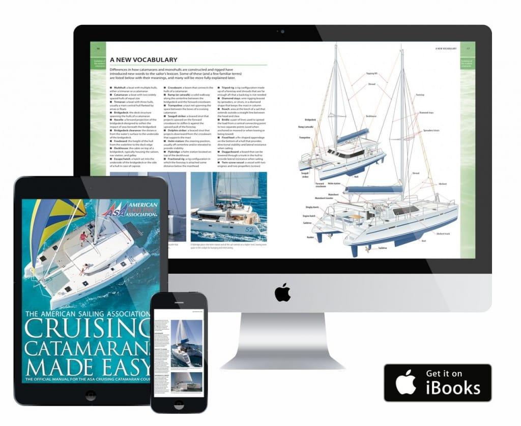 Cruising catamarans made easy official asa textbook asa 114 textbook cruising catamarans made easy idevices 1betcityfo Gallery