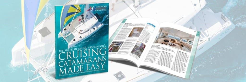 Top 5 Posts of 2016 - ASA's Cruising Catamarans Made Easy Textbook
