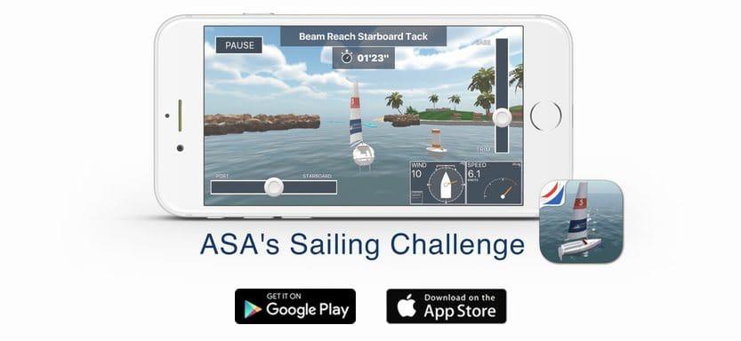 Sailing Challenge App