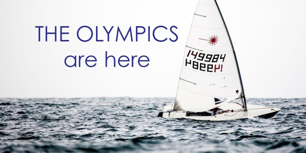 Olympic Sailing In Rio 2016