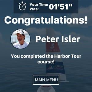 Peter Isler, Sailing Challenge App