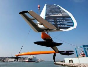 Sailrocket, Unusual Sailboat Designs