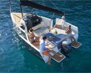 NUVA MS 6, Unusual Sailboat Designs