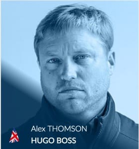 Vendee Globe - Hugo Boss / Alex Thomson