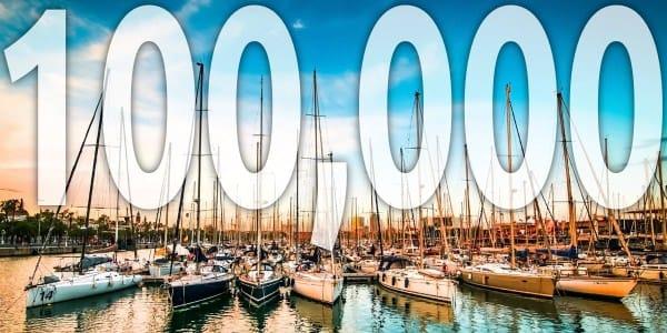 100,000 Facebook Fans