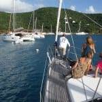 South Coast Sailing - BVI Flotilla, Summer 2017