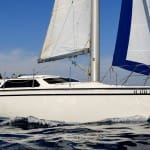 Cruising Boat Spotlight: The Hunter Vision 32