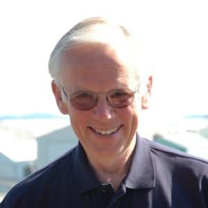 Dave Spencer, San Juan Sailing Independence Flotilla