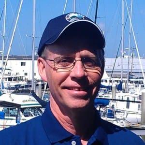 Lothar Taylor, San Juan Sailing Independence Flotilla