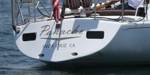 What's In A Sailboat Name