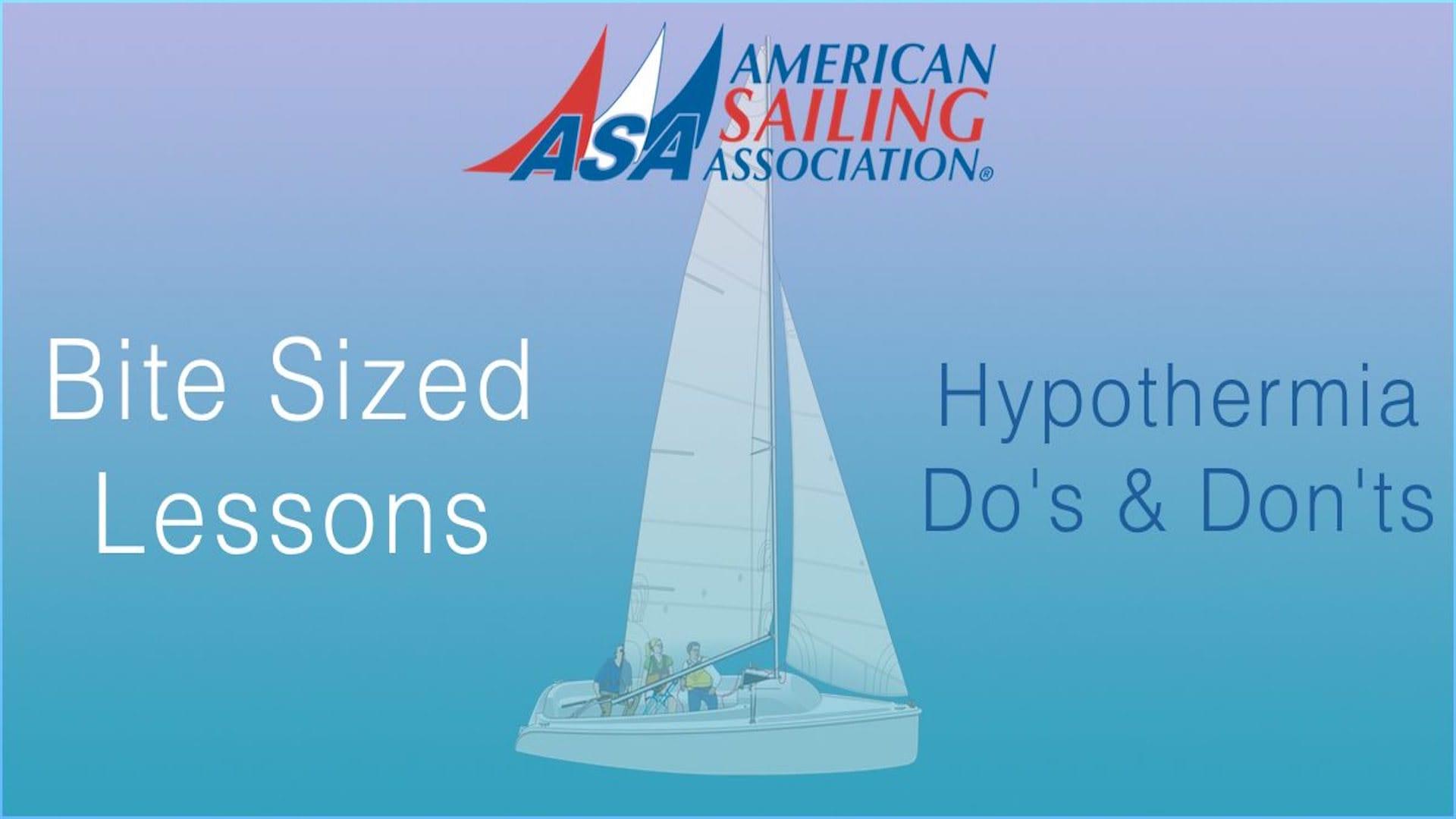 ASA's Bite Sized Lessons : Hypothermia
