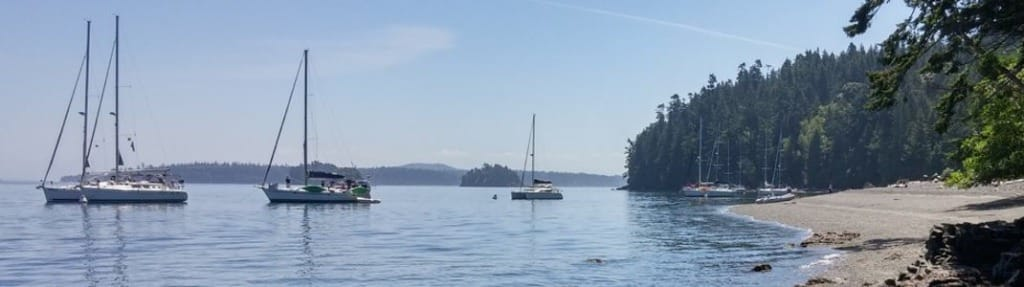 2018 San Juan Islands Flotilla