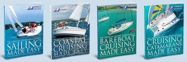 Official American Sailing Association Textbooks