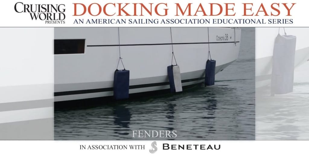 Docking Made Easy Video - Fenders