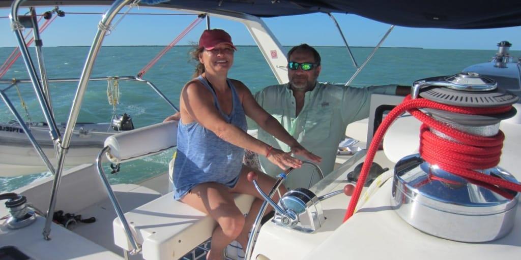 Florida Keys Catamaran Sailing