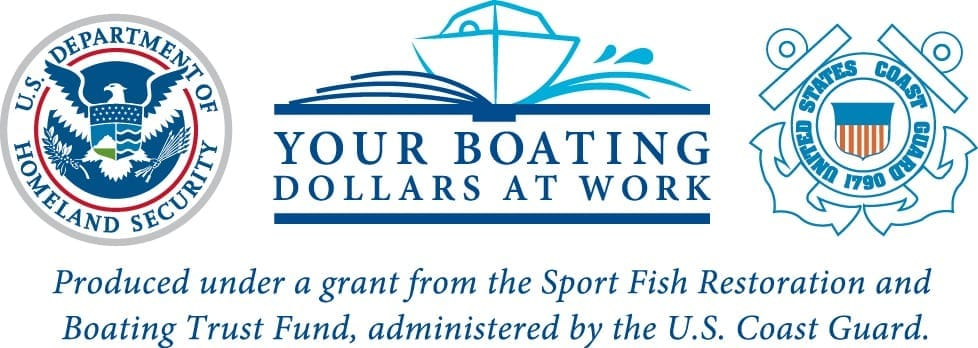 Your Boating Dollars At Work